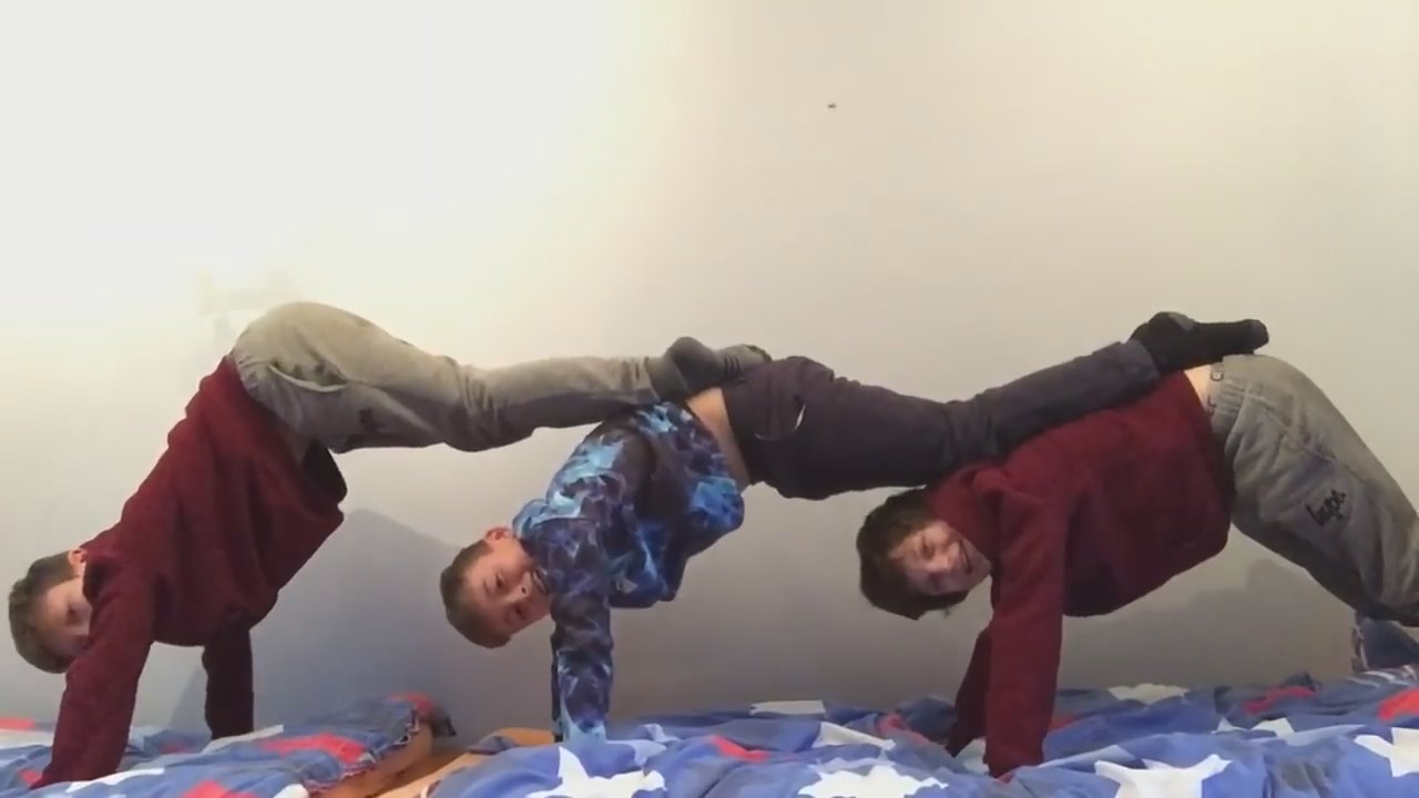 Yoga poses - Yoga 46 People